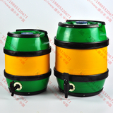 全塑鼓形啤酒桶B5L10L