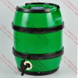 全塑鼓形啤酒桶B5L