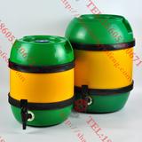 全塑圆形格瓦斯专用保鲜桶B5L10L