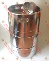 不锈钢化工桶 六氟磷酸锂桶 HG-100L