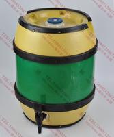 德尔丰全塑鼓形啤酒桶B-25L